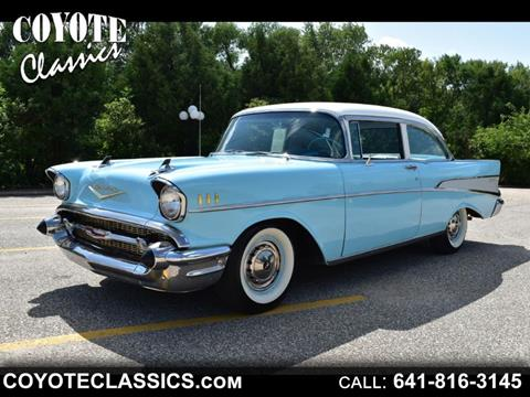 1957 Chevrolet 210 for sale in Greene, IA