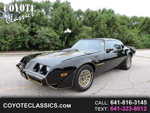 1979 Pontiac Trans Am for sale in Greene, IA