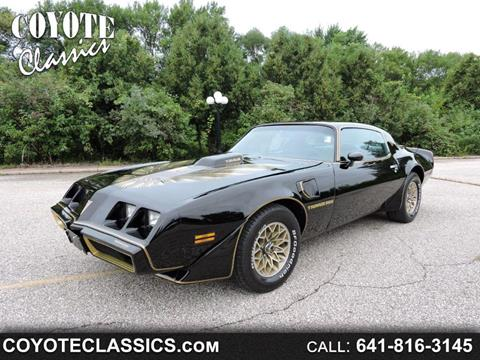 1979 Pontiac Trans Am for sale in Greene, IA