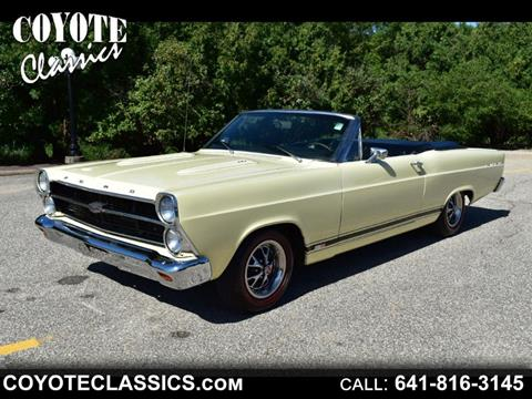 1967 Ford Fairlane for sale in Greene, IA