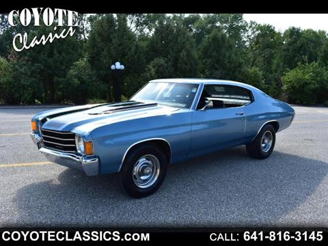 1972 Chevrolet Chevelle for sale in Greene, IA