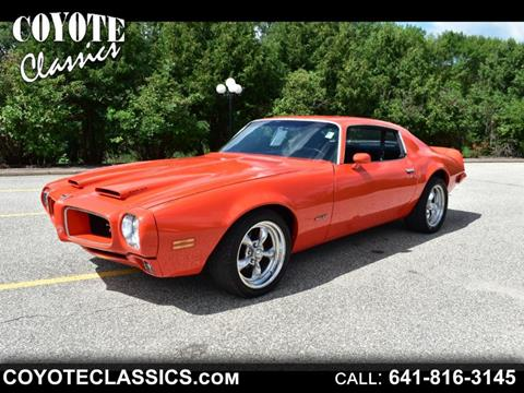 1970 Pontiac Firebird for sale in Greene, IA