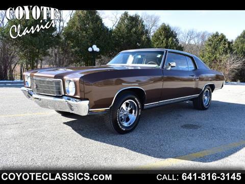 1968-1972 Chevelle /& 1970-1972 Monte Carlo Gas Door License Plate GORGEOUS!!