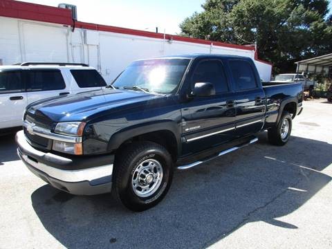 2005 Chevrolet Silverado 1500HD for sale in Houston, TX