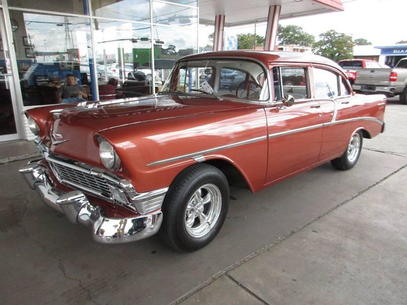 1956 Chevrolet Bel Air In Houston Tx Ella Boulevard Motors