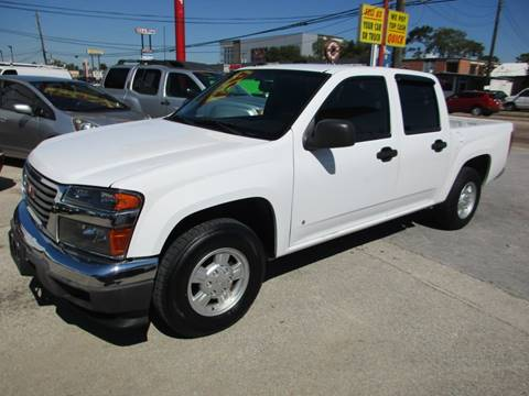 2008 GMC Canyon for sale in Houston, TX
