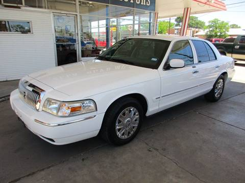 2007 Mercury Grand Marquis for sale in Houston, TX