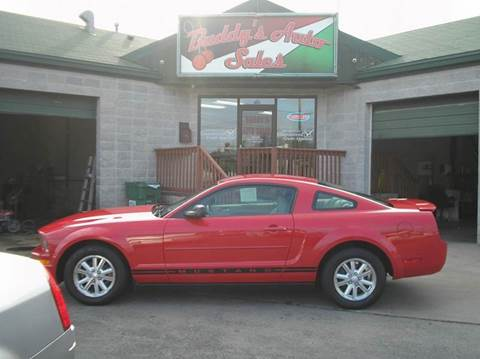 ford mustang for sale in springfield mo. Black Bedroom Furniture Sets. Home Design Ideas