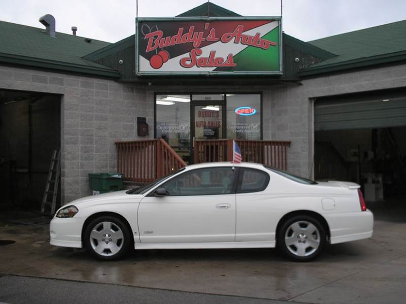 Captivating 2007 Chevrolet Monte Carlo SS 2dr Coupe   Springfield MO