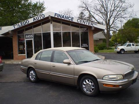2002 buick park avenue for sale in toledo oh. Cars Review. Best American Auto & Cars Review