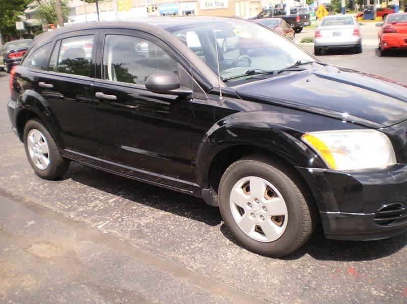 2007 Dodge Caliber for sale at DTH FINANCE LLC in Toledo OH