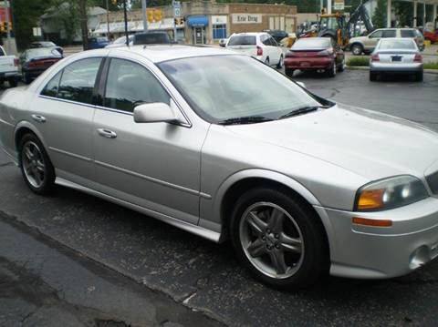 2002 Lincoln LS for sale at DTH FINANCE LLC in Toledo OH