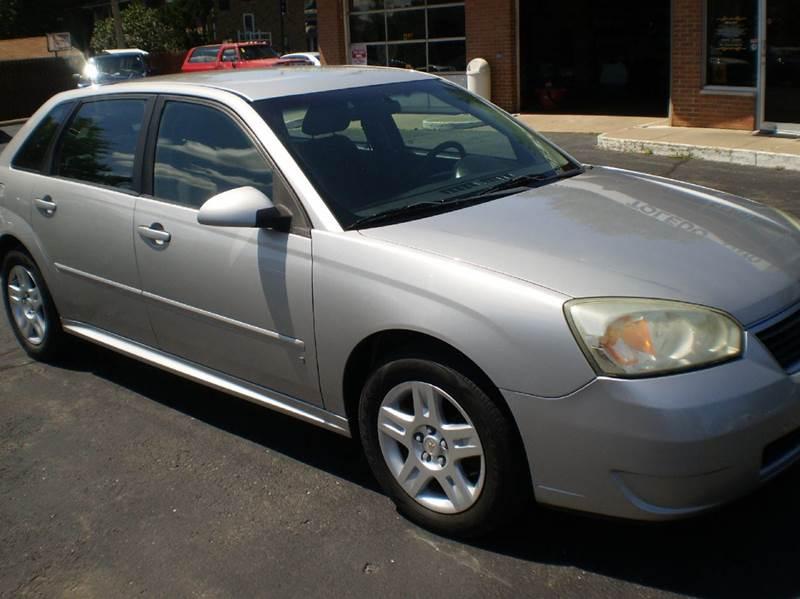 2007 Chevrolet Malibu Maxx for sale at DTH FINANCE LLC in Toledo OH