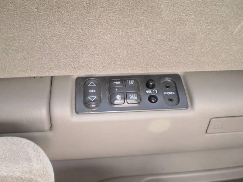 2001 GMC Safari XT - Toledo OH
