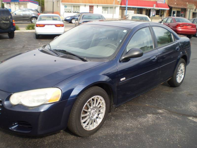 2005 Chrysler Sebring TOURING - Toledo OH