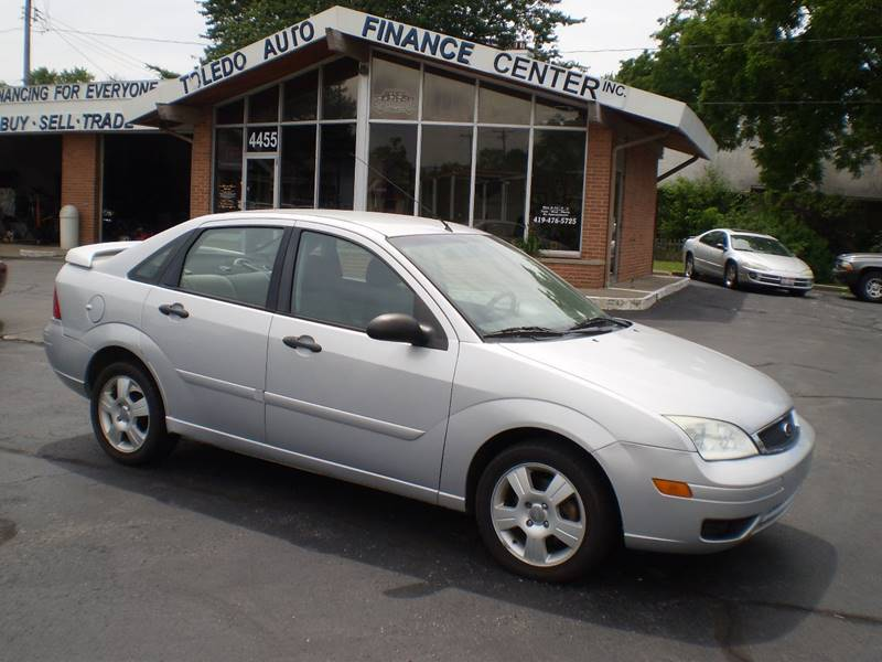 2006 Ford Focus ZX4 - Toledo OH