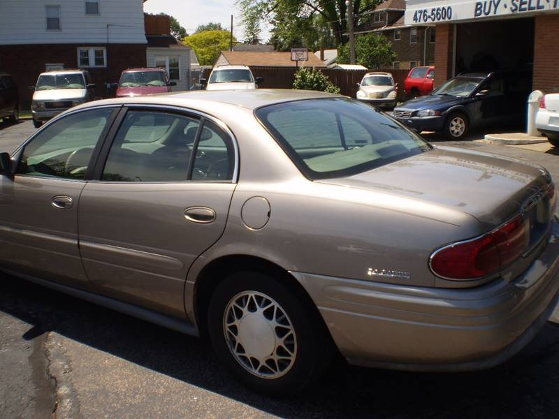 2002 Buick LeSabre Limited 4dr Sedan - Toledo OH