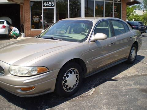 2002 Buick LeSabre for sale at DTH FINANCE LLC in Toledo OH