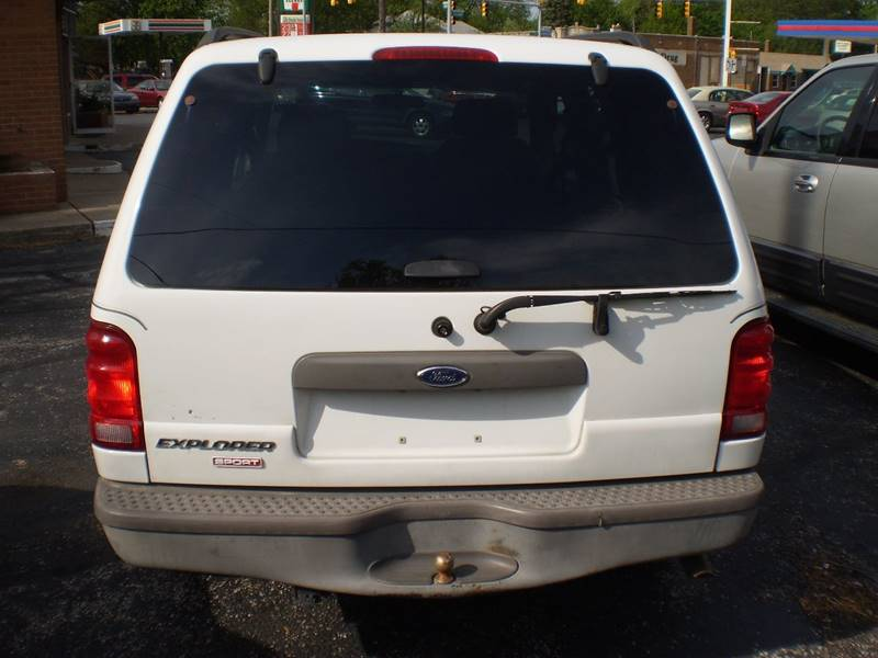 2001 Ford Explorer Sport 2WD 2dr SUV - Toledo OH