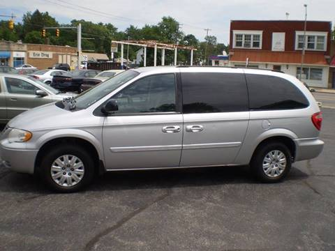 2006 Chrysler Town and Country for sale at Toledo Auto Finance Center in Toledo OH