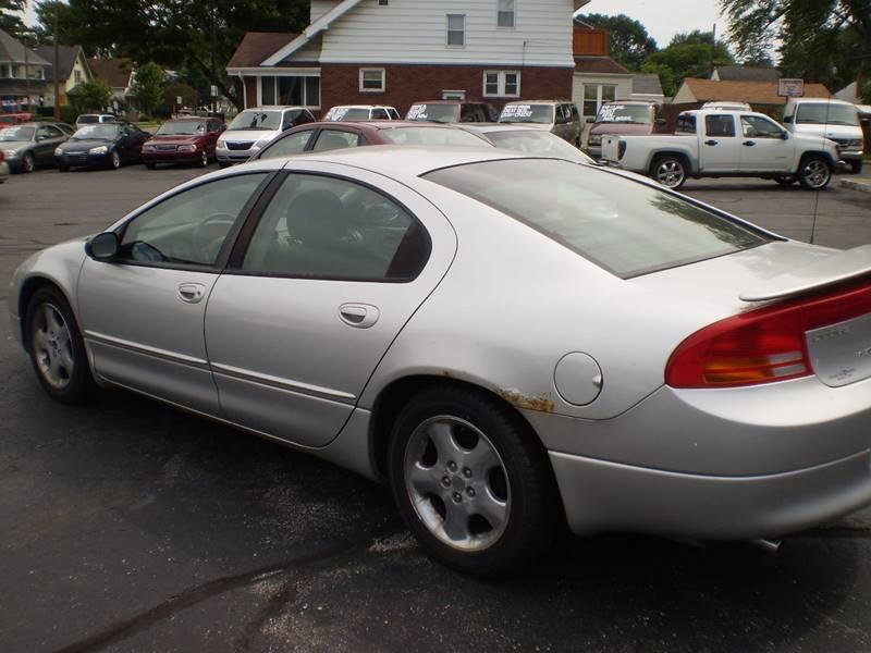 2002 Dodge Intrepid SXT 4dr Sedan - Toledo OH