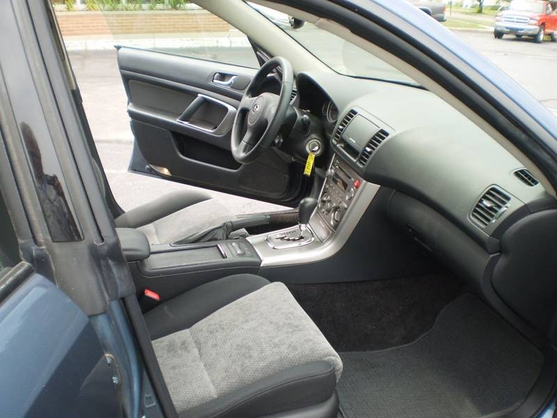 2005 Subaru Outback AWD 2.5i 4dr Wagon - Toledo OH