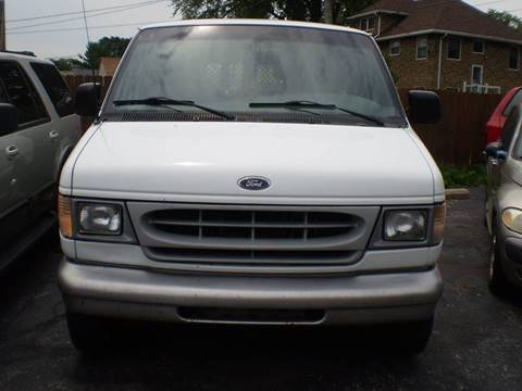 2002 Ford E-Series Cargo for sale at DTH FINANCE LLC in Toledo OH
