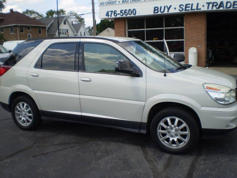 2007 Buick Rendezvous for sale at DTH FINANCE LLC in Toledo OH
