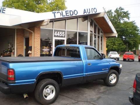 2000 Dodge Ram Pickup 1500 for sale in Toledo, OH