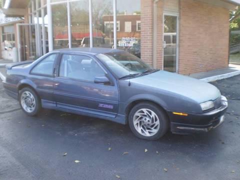 1994 Chevrolet Beretta for sale at Toledo Auto Finance Center in Toledo OH