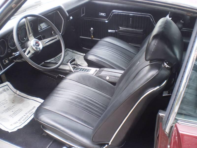 1970 Chevrolet Chevelle SS  396 - Toledo OH