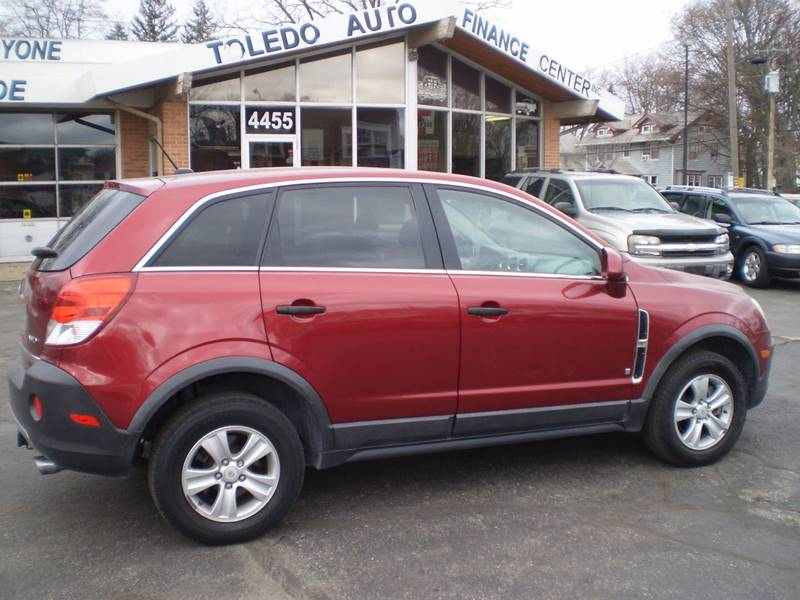 2009 Saturn Vue for sale at DTH FINANCE LLC in Toledo OH