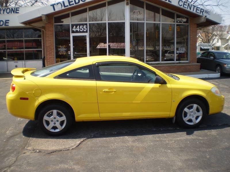 2005 Chevrolet Cobalt for sale at DTH FINANCE LLC in Toledo OH