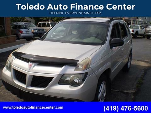2005 Pontiac Aztek for sale in Toledo, OH