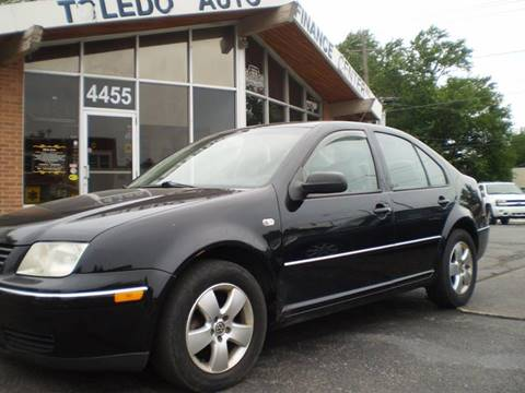 2004 Volkswagen Jetta for sale at DTH FINANCE LLC in Toledo OH