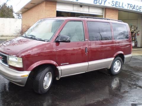 2002 GMC Safari for sale in Toledo, OH