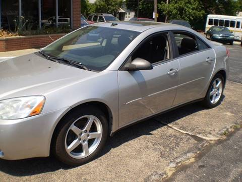 2008 Pontiac G6 for sale in Toledo, OH