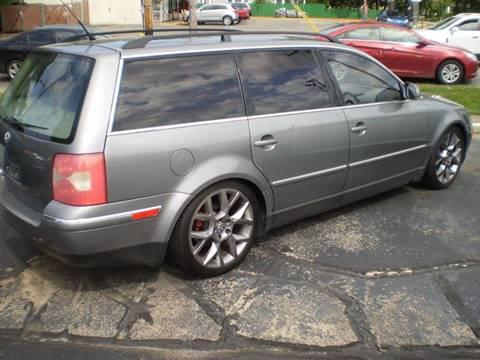 2005 Volkswagen Passat for sale in Toledo, OH