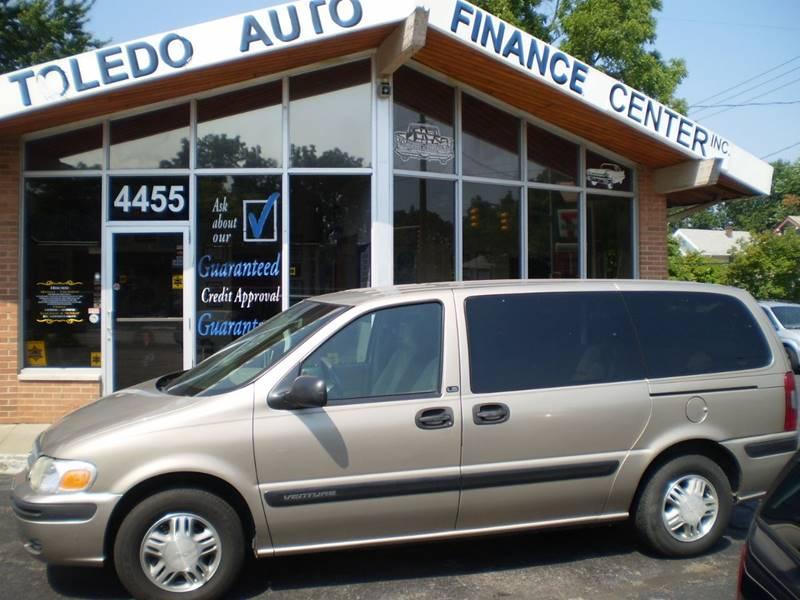 2003 Chevrolet Venture for sale at DTH FINANCE LLC in Toledo OH