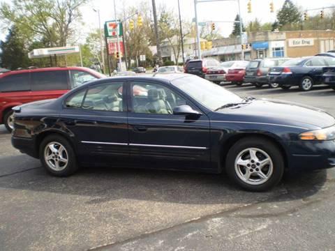 2002 Pontiac Bonneville for sale at Toledo Auto Finance Center in Toledo OH