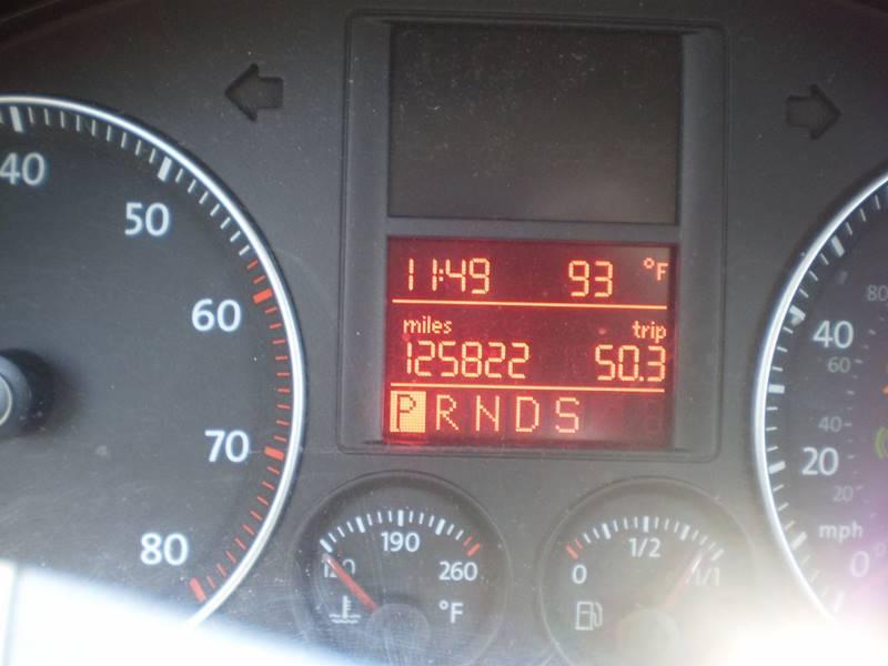 2005 Volkswagen Jetta New Value Edition 4dr Sedan In Toledo