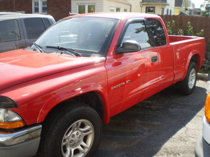 2002 Dodge Dakota 2dr Club Cab SLT 2WD SB - Toledo OH