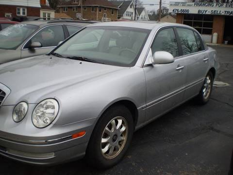 2005 Kia Amanti for sale at DTH FINANCE LLC in Toledo OH