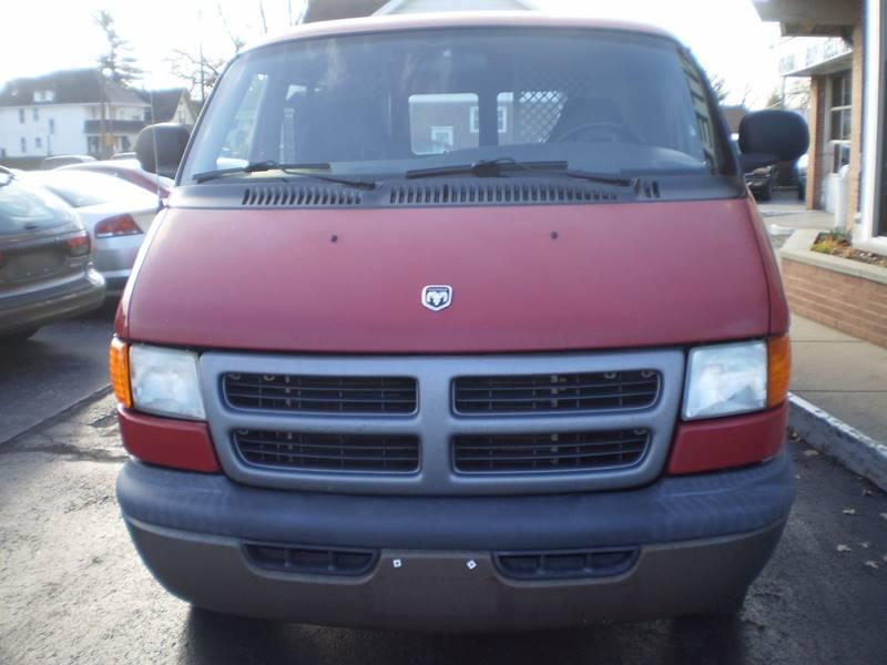 2003 Dodge Ram Cargo for sale at DTH FINANCE LLC in Toledo OH