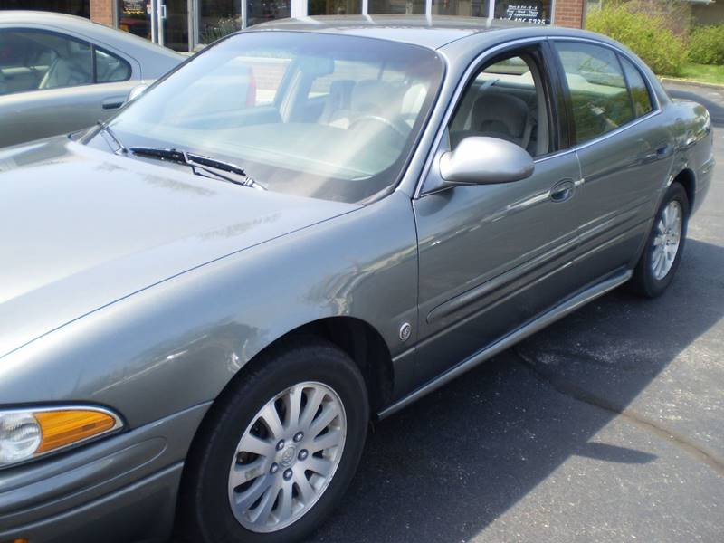 2005 Buick LeSabre for sale at DTH FINANCE LLC in Toledo OH