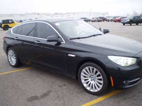 2013 BMW 5 Series for sale at DTH FINANCE LLC in Toledo OH