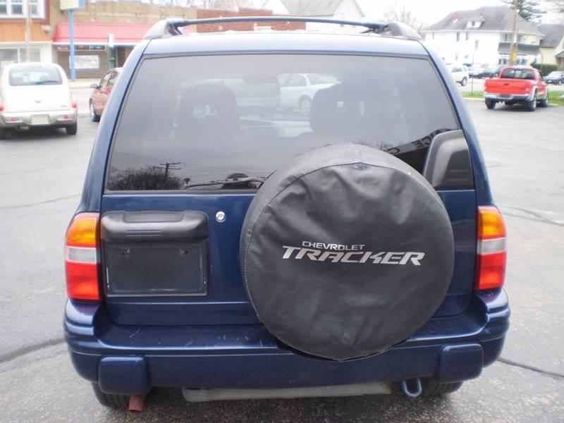 2003 Chevrolet Tracker LT 4WD 4dr SUV - Toledo OH