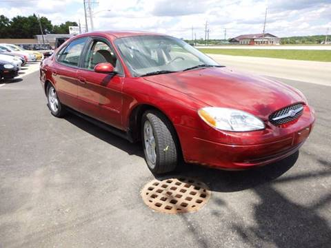 2000 Ford Taurus for sale in Machesney Park, IL