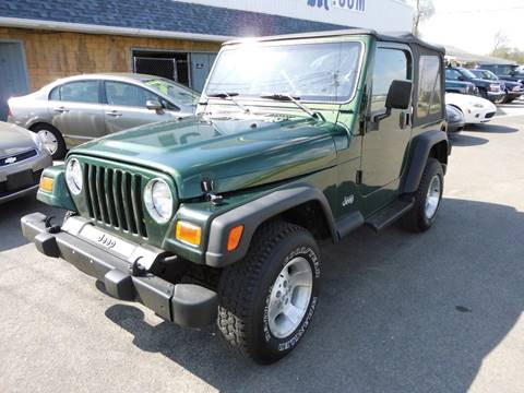 1997 Jeep Wrangler for sale in Machesney Park, IL