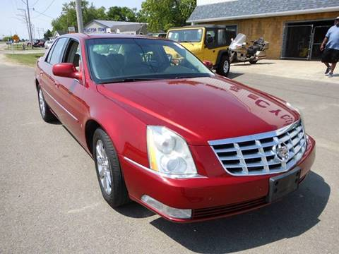 2008 Cadillac DTS for sale at Cycle M in Machesney Park IL